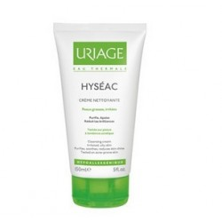 Uriage hyséac crème nettoyante 150ml
