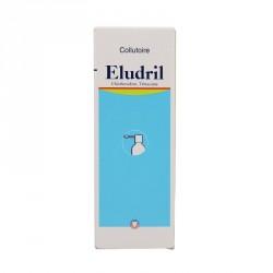 Eludril Collutoire 55 ml avec embout buccal polyéthylène