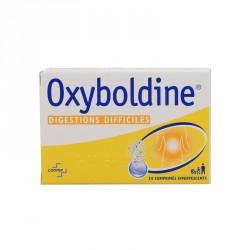 Oxyboldine 24 Comprimés Effervescents