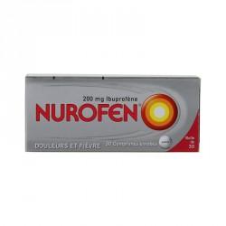 Nurofen 200mg 30 comprimés enrobés