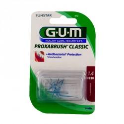 Gum brossettes interdentaires proxabrush classic x8