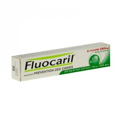Fluocaril bi-fluore menthe gel dentifrice 250mg 75ml