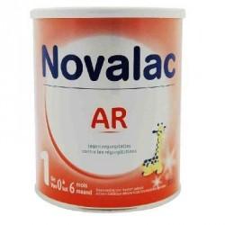 Novalac AR lait 0 à 6 mois 800g