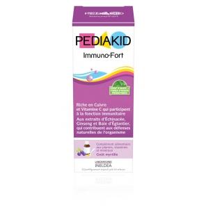 Pediakid immuno fort 125 ml