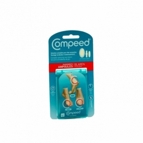 Compeed Assortiment pansements ampoules x 5