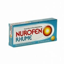 Nurofen rhume 20 comprimés