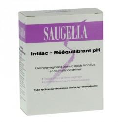 Saugella intilac gel intravaginal 7 doses