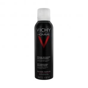 Vichy Homme Mousse à Raser Anti-Irritations 200ml