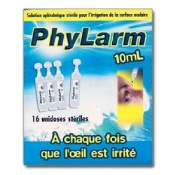 Phylarm 10ml 16 unidoses stériles