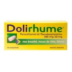 DoliRhume 16 comprimés