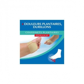 Epitact Coussinets Plantaires Taille M x 2
