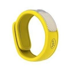 Parakito bracelet anti-moustiques naturel jaune 1 unité + 2 recharges