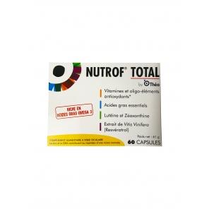Nutrof total complément alimentaire a visée oculaire 60 capsules