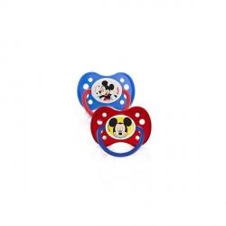 Dodie Sucette Duo Mickey Plus de 6 Mois