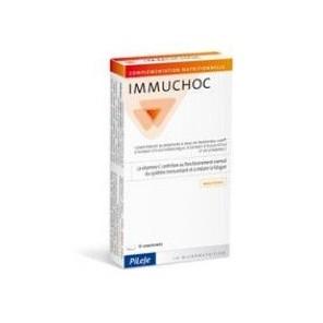 Pileje Immuchoc 15 comprimés