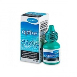 Optive solution oculaire de confort 10ml