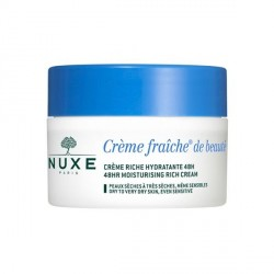 Nuxe Crème Fraîche de Beauté Crème Riche Hydratante 50 ml