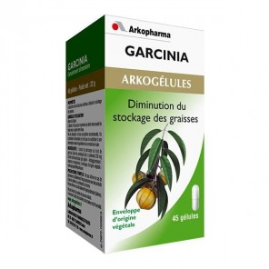 Arkopharma Arkogelules Garcinia 45 gélules