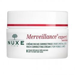 Nuxe Merveillance expert enrichie crème correctrice rides installées 50ml