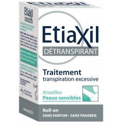 Etiaxil Détranspirant Peaux sensibles 15ml