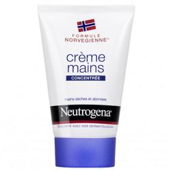Neutrogena crème mains concentrée non parfumée 50ml
