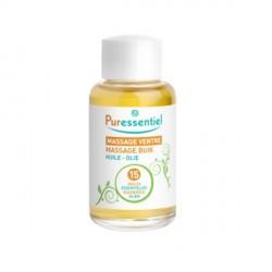 Puressentiel huile de massage pour le ventre 50ml