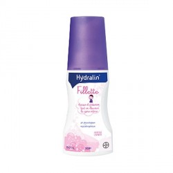 Hydralin fillette mousse 150ml