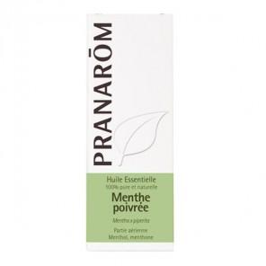 Pranarom huile essentielle menthe poivrée 10ml