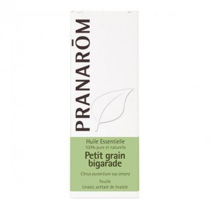 Pranarôm huile essentielle petit grain bigarade 10ml