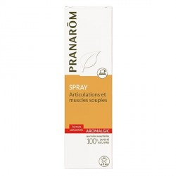 Pranarom aromalgic spray articulations et muscles souples 50ml