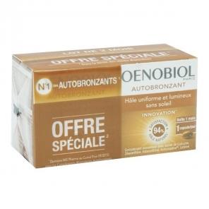 Oenobiol autobronzant 2 boites de 30 capsules