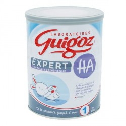 Guigoz lait infantile expert lait HA 1er âge 800g