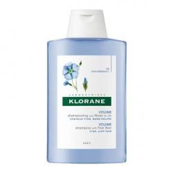 Klorane Shampooing aux Fibres de Lin 25ml