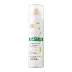 Klorane Shampooing Sec au Lait d'Avoine Extra-Doux Spray 150 ml