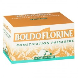 Boldoflorine tisane 24 sachets de 1.63g