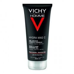 Vichy homme hydra mag C gel douche 200ml