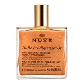 Nuxe Huile Prodigieuse® Or huile sèche pailletée Flacon 50ml
