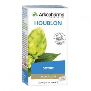 Arkopharma Arkogélules Houblon complément alimentaire flacon 45