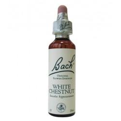 Fleurs de bach white chestnut 20ml