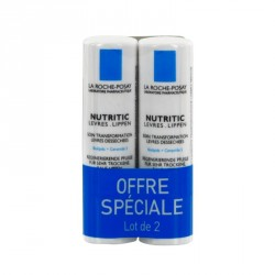 La Roche Posay nutritic lèvres 4.7ml x2
