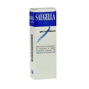 Saugella gel hydratant lubrifiant usage intime 30ml