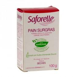 Saforelle pain surgras hygiène intime 100g